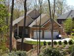 Executive lake front home on Lake Hartwell Anderson, Sc